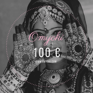 Gift card designer jewelry 100 €
