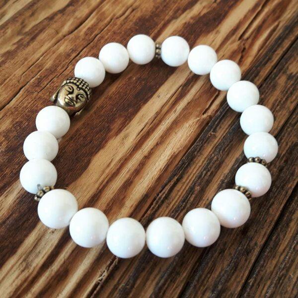 Bracelet mala pureté - bijoux de créateurs - Omyoki