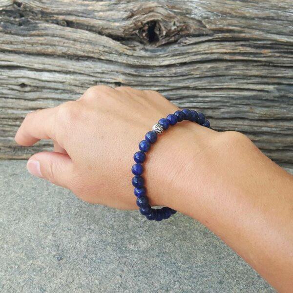 Mala Lapislazuli Armband