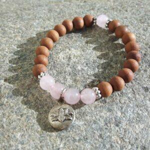 Bracelet zen & aromathérapie - Omyoki