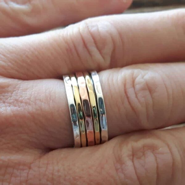 LOUISE Meditation Ring