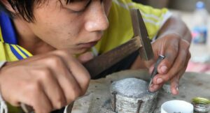 Bijoux fait main Thaïlande Omyoki