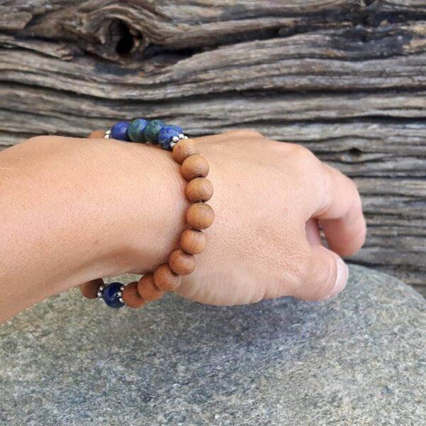 Lapislazuli Harmonie Armband