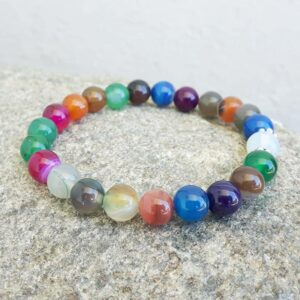 Mulitcolore Happiness Bracelet