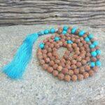 Mala turquoise Gaïa