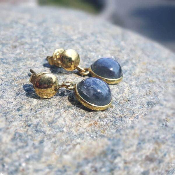 Labradorite ELA earrings