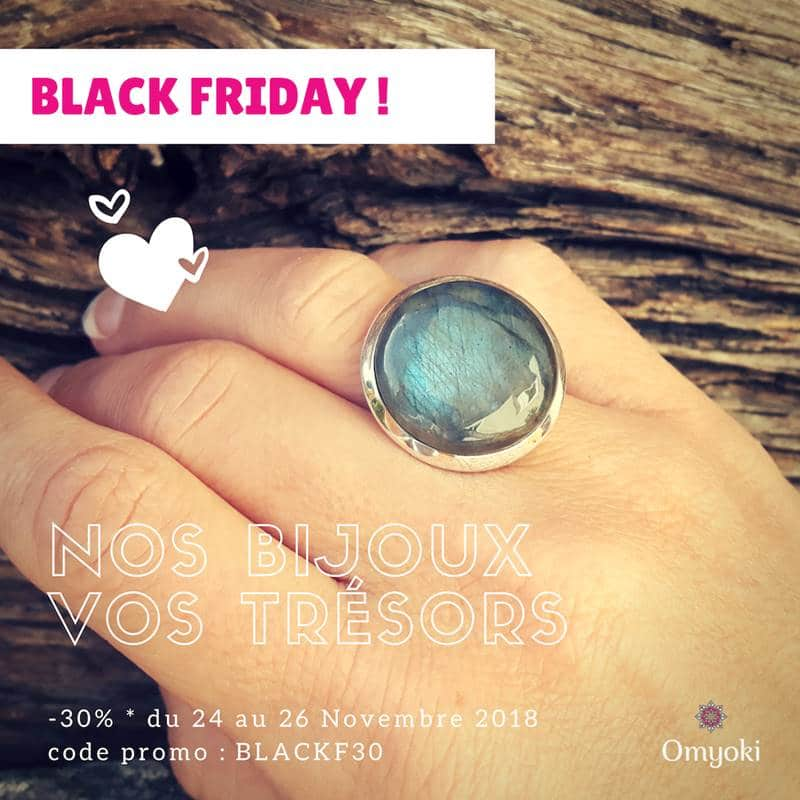Black Friday bijoux