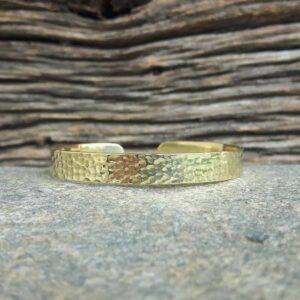 Bracelets dorés boho chic