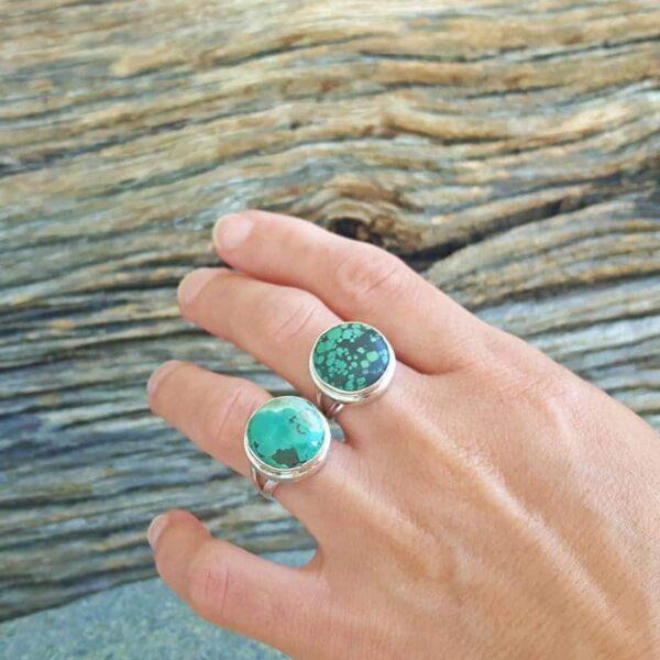 Bague turquoise AMAYA