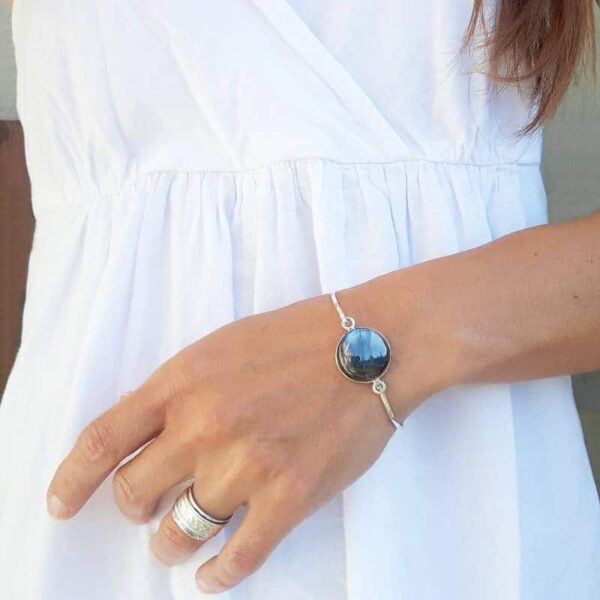 Labradorite bracelet PROTECTION