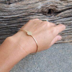 Blume des Lebens Armband